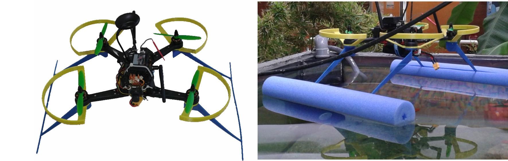 Drone Team - Floating Design